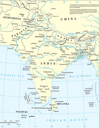 ANU College of Asia and the Pacific  South Asia studies seminars