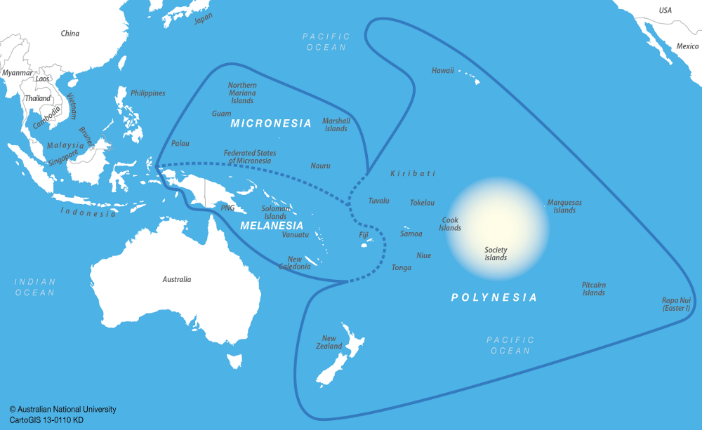 Pacific Migration Interactive Map - Micronesia interactive map