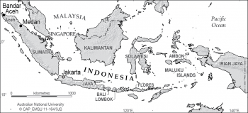 Indonesia relief