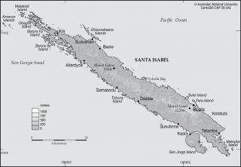 Santa Isabel Island