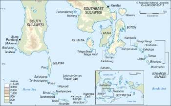 Southern Sulawesi Islands.