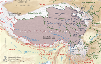 Tibet Autonomous Region