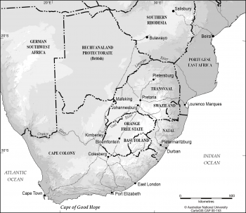 Historic Southern Africa