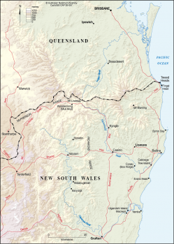 Northeast NSW