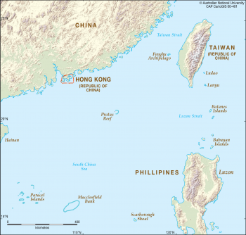 South China Sea - northern section