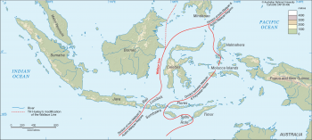 Malay Archipelago - Wallace Line