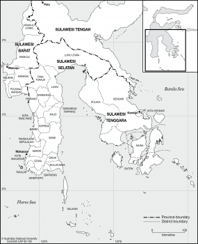 Southern Sulawesi