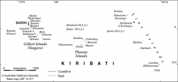 Kiribati base