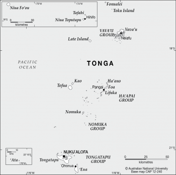 Tonga base