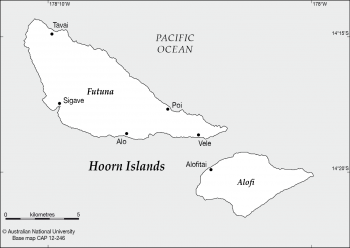 Futuna & Alofi Island