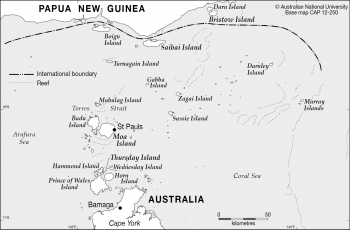 Torres Strait base