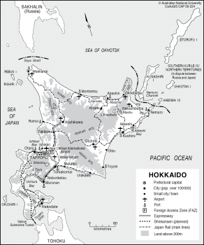 Hokkaido Region
