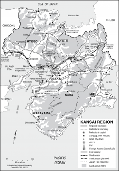 Kansai Region