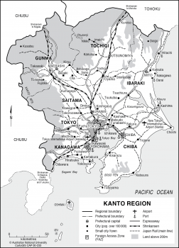 Kanto Region