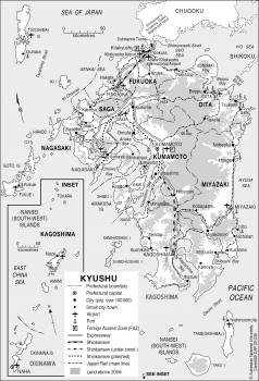 Kyushu Region