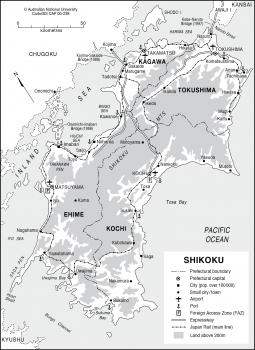 Shikoku Region