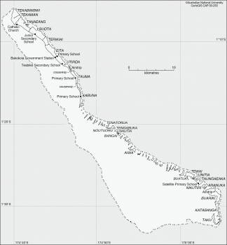 Tabiteuea Atoll
