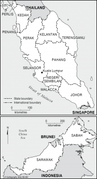 Malaysian states