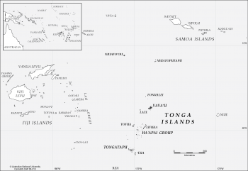 Tonga Islands