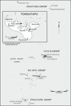 Tongatapu location