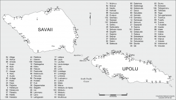 Samoan Villages