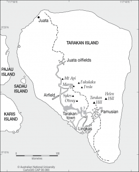 Tarakan Island