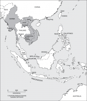 Myanmar (Burma) to Australia