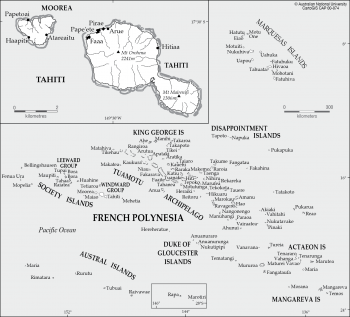 The Islands of French Polynesia