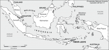 Timor-Leste location