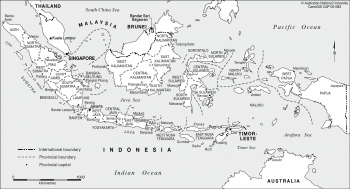 Indonesian provinces