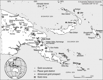 Goldfields of Papua New Guinea