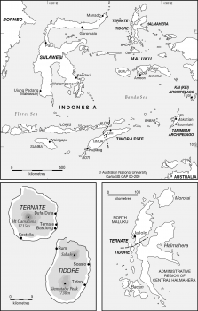 Ternate and Tidore Islands