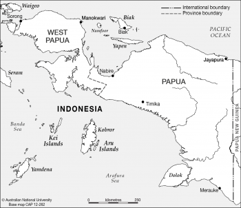 West Papua base