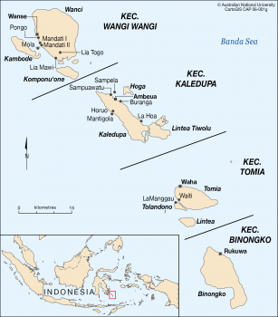 Sulawesi: South Islands