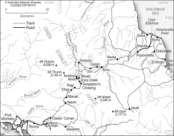 Kokoda Track region