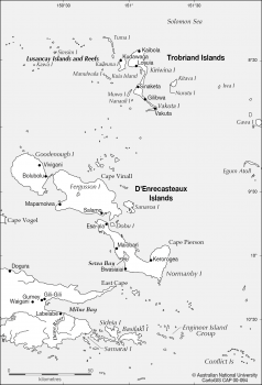 Trobriand and D'Enrecasteaux Islands
