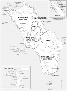 Nias and Batu Islands