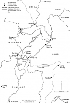 Upper Mekong