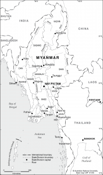 Myanmar base