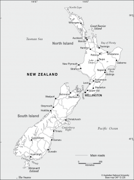 New Zealand base