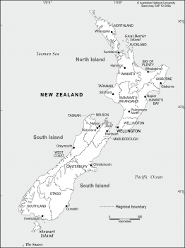 New Zealand admin base