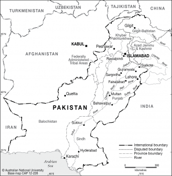 Pakistan base