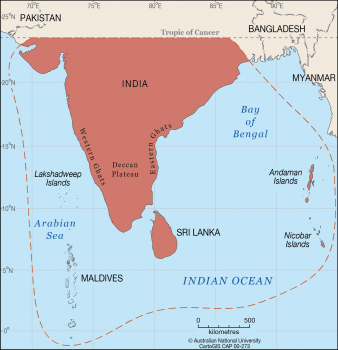 Southern India