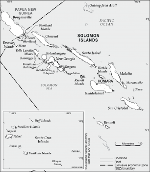 Solomon Islands base