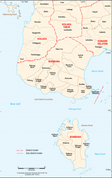 Southeast Sulawesi Province