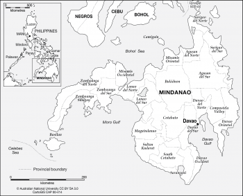 Mindanao Provinces