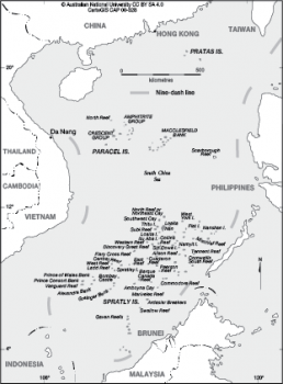 Islands of the South China Sea