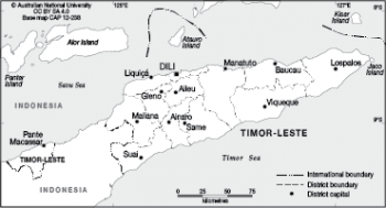 Timor-Leste base