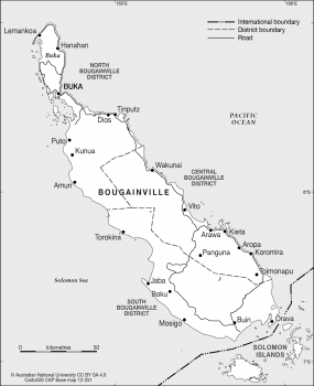 Bougainville base