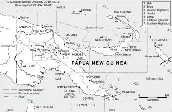 Papua New Guinea base